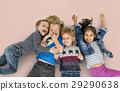 休閒 快樂 兒童 29290638
