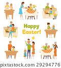 Happy Easter Family Set 29294776