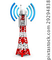 Telecommunication antenna tower 29294838