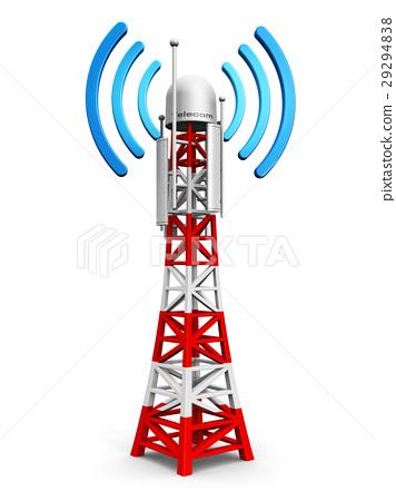 Telecommunication antenna tower 29294838