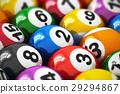 Billiard balls 29294867