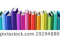 Color hardcover books 29294880
