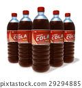 cola bottle drink 29294885