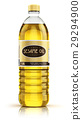 Plastic bottle with sesame seed oil 29294900
