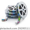 filmstrip, reel, film 29295511