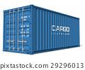Cargo container 29296013