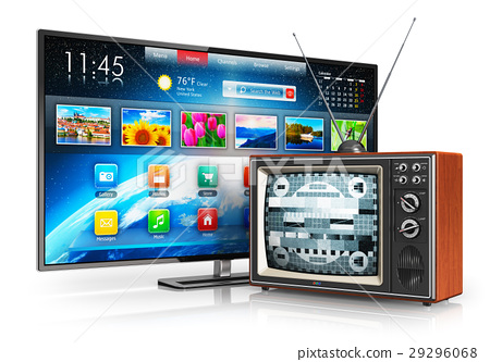 Evolution of television 29296068