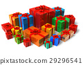 Set of gift boxes 29296541