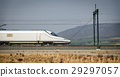 High speed train 29297057