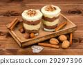 chocolate, dessert, glass 29297396
