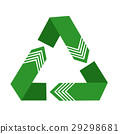 Vector recycle signs 29298681