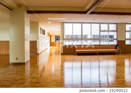 學校禮堂地板 29299012