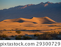 Sand Dunes in Death Valley 29300729