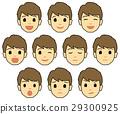 人臉 臉部 臉 29300925