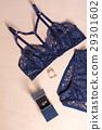 Shopping and fashion concept. Set of glamorous 29301602