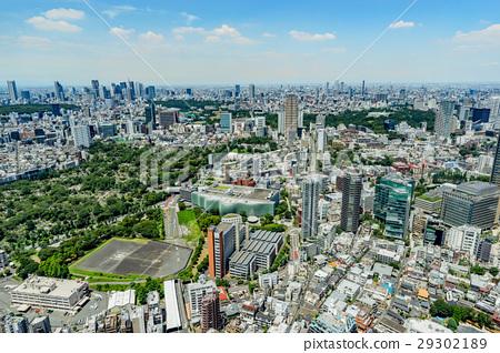 【도쿄】 도시 풍경 29302189