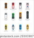 set, transportation, illustration 29303907