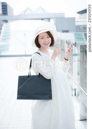 懷孕 孕婦 購物 29304950