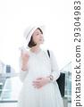 懷孕 孕婦 購物 29304983