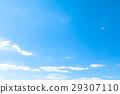푸른, 하늘, 파란 29307110