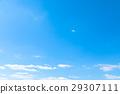 blue, sky, clear 29307111
