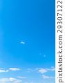 blue, sky, clear 29307122