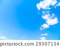 藍天 天空 雲彩 29307134