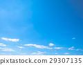 푸른, 하늘, 파란 29307135