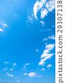 blue, sky, clear 29307138