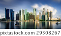 Singapore Skyline and view of Marina Bay 29308267