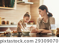 Homemade food and little helper. 29309070