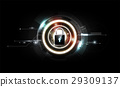 lock, vector, security 29309137