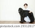 动物 女生 女孩 29312617