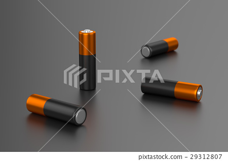 Several Rechargeable Batteries 29312807