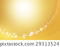 พื้นหลังนามธรรมสีทองเป็นประกาย 29313524