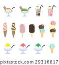 ice, cream, dessert 29316817
