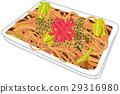 日式炒麵 食物 食品 29316980