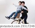 가족 부자 소년 29317246
