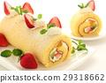 水果卷蛋糕 29318662