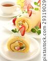 瑞士卷 果凍卷 夾心蛋糕 29319029