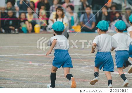 운동회, 아이, 어린이 29319614