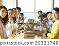 Seafood restaurant tour customers 29321748