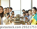 Seafood restaurant tour customers 29321753