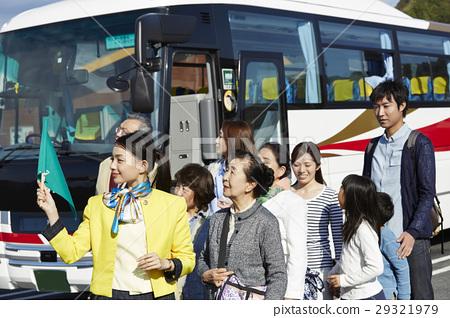 버스 투어 버스 29321979