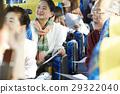 多人 老人 乘公交旅行 29322040