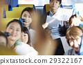 多人 老人 乘公交旅行 29322167