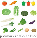 vegetables, vegetable, illustration 29323172