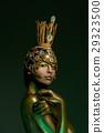 black-haired girl Princess Frog 29323500