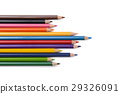 Wave of color full pencil 29326091