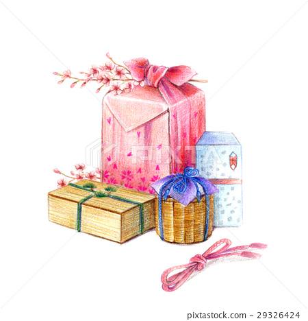 春天的慶祝禮物 29326424